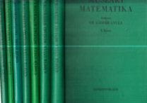 Dr.Gáspár Gyula: Műszaki matematika I-VII.