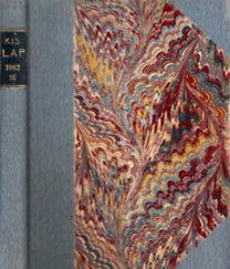 Forgó Bácsi (szerk.): Kis Lap - képes gyermek-ujság 1902/1-26. LXII. kötet (1. félév, egybekötve)