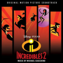 Incredibles 2 - CD