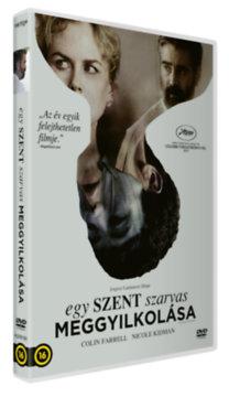 Egy szent szarvas meggyilkolása - DVD