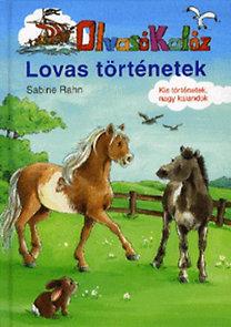 Sabine Rahn: Lovas történetek - Olvasó Kalóz