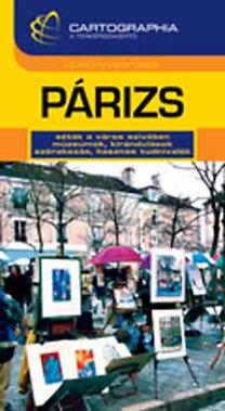 Lukács Katalin; Szécsi Éva: Párizs útikönyv