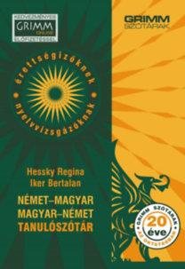 Hessky Regina, Iker Bertalan: Német-magyar, magyar-német tanulószótár