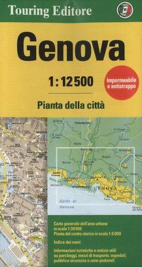 TCI: Genova várostérkép