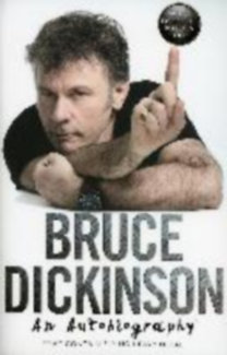 Dickinson, Bruce: What Does This Button Do?