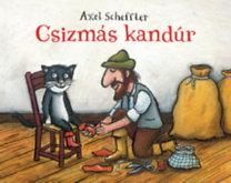 Axel Scheffler: Csizmás kandúr