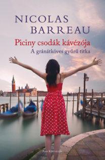 Nicolas Barreau: Piciny csodák kávézója