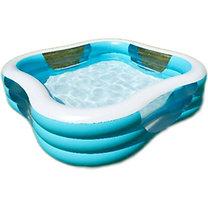 Intex: Swim center családi medence - 229x229x56 cm
