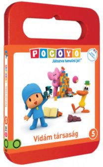 Pocoyo 5. - Vidám társaság - DVD