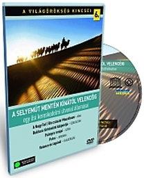 A világörökség kincsei 06. -  A Selyemút mentén Kínától Velencéig - DVD