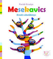 Parádi Orsolya: Mesekavics alkotókönyv