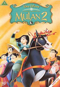 Mulan 2. - DVD