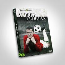Albert Flórián - Életrajzi és dokumentumfilm - DVD