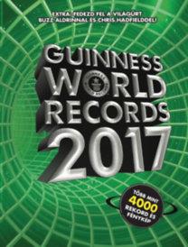 Craig Glenday (Szerk.): Guinness World Records 2017 - Több mint 4000 rekord és fénykép