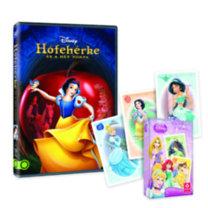 Hófehérke és a hét törpe + kártya - DVD