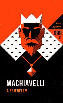 Niccolo Machiavelli: A fejedelem - Helikon zsebkönyvek 4.