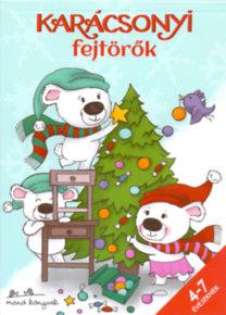 Karácsonyi fejtörők - 4-7 éveseknek