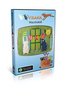 Frakk - Macskabál - DVD