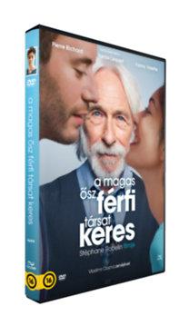 A magas ősz férfi társat keres - DVD
