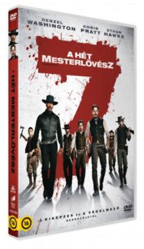 A hét mesterlövész - DVD