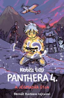 Kertész Erzsi: Panthera 4. - A Jégmadár útja
