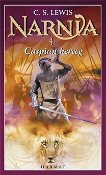 C. S. Lewis: Narnia 4. - Caspian herceg
