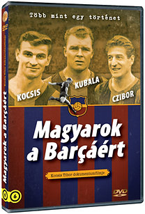 Magyarok a Barcáért - DVD - Magyarok a Barcáért
