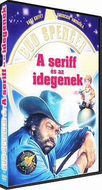 A seriff és az idegenek - DVD