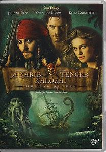 A Karib-tenger kalózai 2. - Holtak kincse (Egylemezes változat) - DVD
