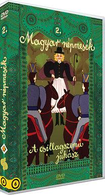 Magyar Népmesék 2. - A csillagszemű juhász - DVD