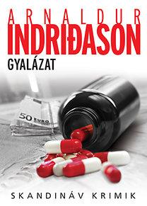 Arnaldur Indridason: Gyalázat