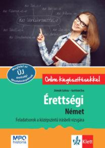 Dömők Szilvia, Gottlieb Éva: Érettségi Német - Feladatsorok a középszintű írásbeli vizsgára
