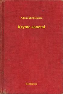Adam Mickiewicz: Krymo sonetai