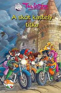 Tea Stilton: A skót kastély titka