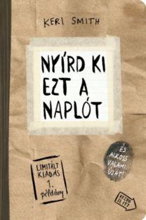 Keri Smith: Nyírd ki ezt a naplót és alkoss valami újat! Paper Bag (Papír zacskó) - Limitált kiadás