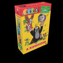 A Kisvakond - díszdoboz - 3 DVD