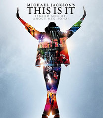 Michael Jackson: This Is It - Koncertfilm - 1 lemezes változat - DVD
