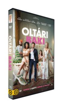 Oltári baki - DVD