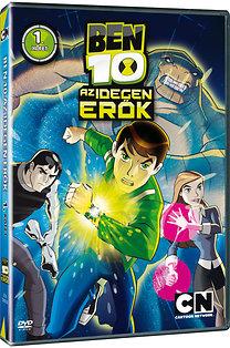 Ben 10 - Az idegen erők - 1. évad 1. kötet - DVD