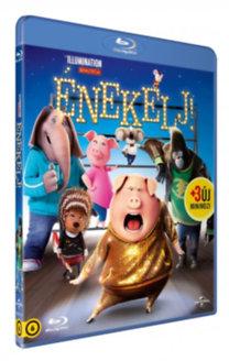 Énekelj! - Blu-ray