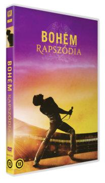 Bohém rapszódia - DVD