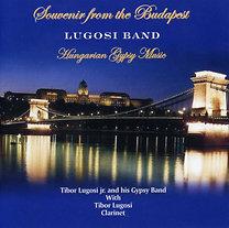 Lugosi Band: Souvenir from the Budapest - Budapesti emlék