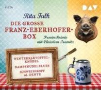 Falk, Rita: Die große Franz-Eberhofer-Box