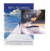 Lélekutazás + Az Ihletuniverzum - CD+Könyv