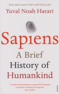 Yuval Noah Harari: Sapiens - A Brief History of Humankind