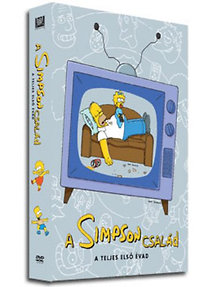 A Simpson család - 1. évad - Díszdobozban