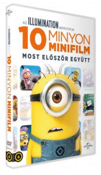 10 Minyon minifilm - DVD