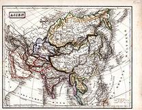 Galletti,J.G.A.: Asien