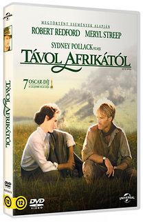 Távol Afrikától - DVD