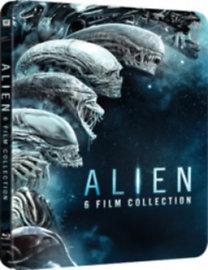Alien gyűjtemény (6 BD)-limitált, fémdobozos változat - Blu-ray